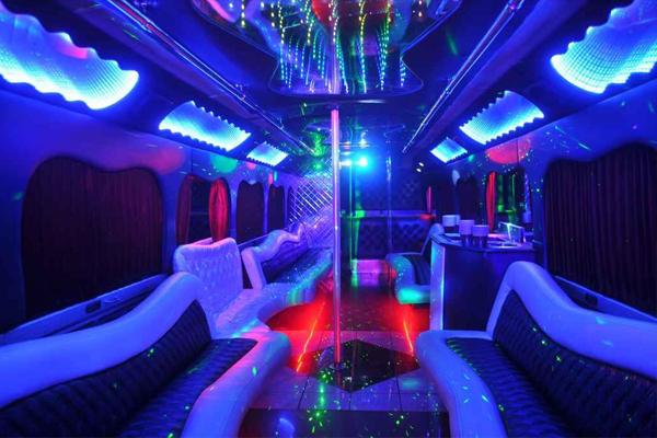 18 Passenger Party Bus Rental Pittsburgh