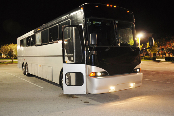 40 Passenger Party Bus Pittsburgh