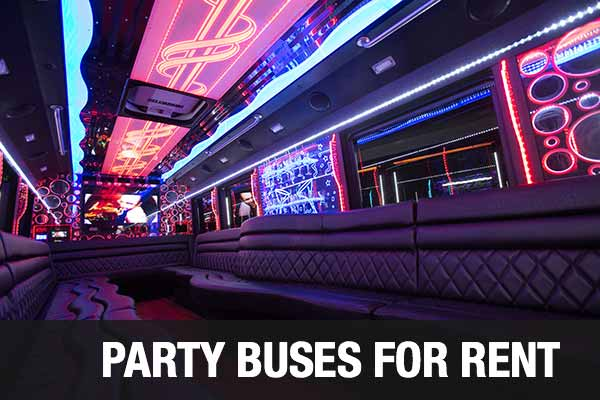 Kids Parties Party Bus Pittsburgh