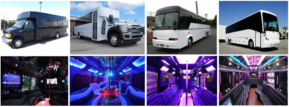 Prom Homecoming Party Buses Pittsburgh