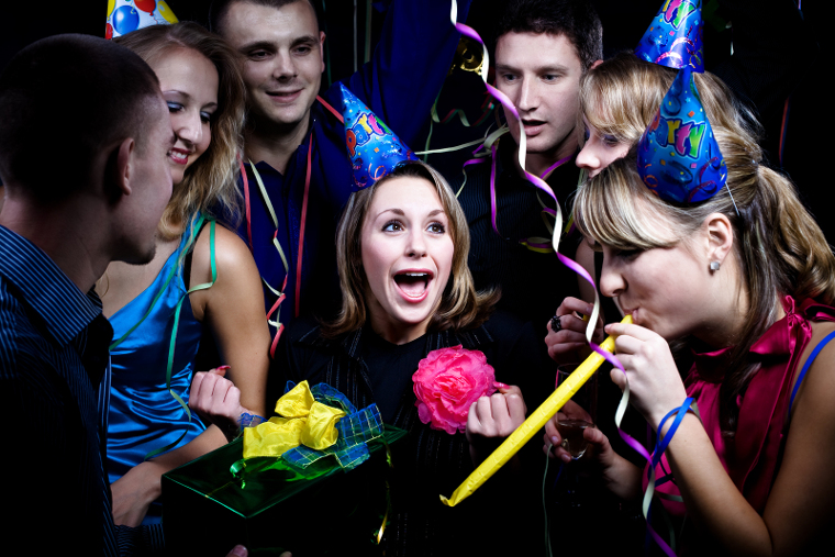 Birthday Party Bus Limo Pittsburgh